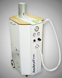 Oxygen Injection Skin Care System