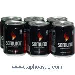 Samurai Lon 250ml