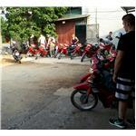 Procedures motorbike rental