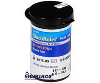 Que thử đường huyết Microlife