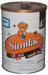 Sữa bột Abbott Similac IQ plus step4 1.7kg