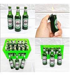 Bật lửa hình chai bia haniken...