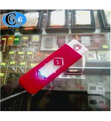 Bật lửa điện USB chữ s