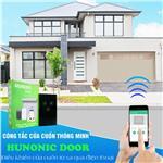 TÌM HIỂU TÍNH NĂNG CỦA CÔNG TẮC CỬA CUỐN THÔNG MINH HUNONIC - THIẾT BỊ SMART HOME TẠI BÌNH ĐỊNH
