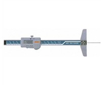 Depth Gauge With Thin Hole Depth Bar : Series E-TH