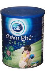 Dutch Lady Sữa bột Cô Gái Hà Lan 2-4 Khám phá 1.5kg
