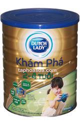 Dutch Lady Sữa bột Cô Gái Hà Lan Gold Khám Phá 2-4 1.5kg