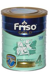 Sữa bột Friso Gold số4 1.5kg