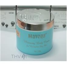 HAVONA WHITENING BODY CREAM FOR NORMAL TO DRY SKIN