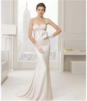 Mẫu áo cưới 01