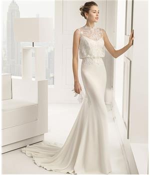 Mẫu áo cưới 02