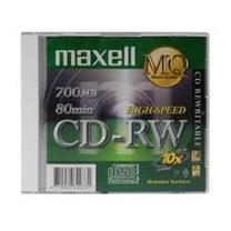 DVD / CD RW Maxcell...