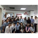Sinh Viên Trường Đại Học HANDONG Thăm Công Ty TNHH Kỹ Thuật Và Xây Dựng KOVIS