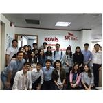 STUDENTS FROM HANDONG UNIVERSITY VISITED KOVIS E&C