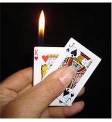 Bật lửa hình lá bài