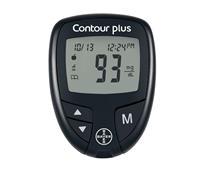 Máy đo đường huyết Bayer - Contour Plus
