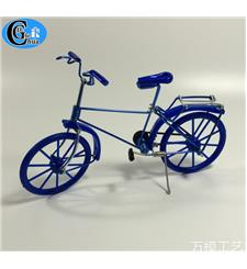 Mô hình xe đạp làm bằng sợi nhôm