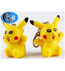 Móc khóa Pikachu biết nói và có đèn phát sáng dễ thương