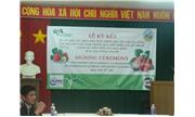 Lễ Ký Kết Dự án hợp tác phát triển dâu tây giữa TTNC Khoai tây, Rau và Hoa - VAAS và Tổng cục Phát triển Nông thôn Hàn Quốc