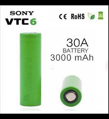 Pin Sony VTC5 hoặc VTC6...
