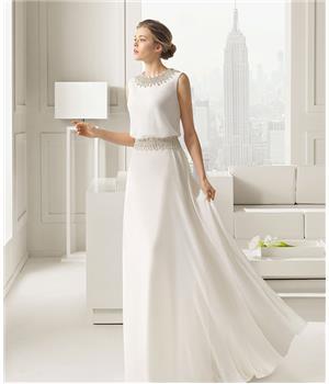Mẫu áo cưới 07
