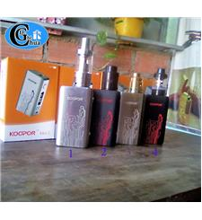 Combo box smok 80w + dầu tank + pin gia 650k - 800k ( tặng kèm 3 chai dầu 10ml)