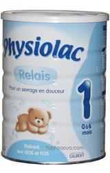Sữa Bột Physiolac số1 Lon 900g
