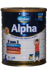 Sữa bột Vinamilk Dielac Alpha sô4 1.5kg