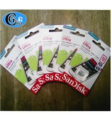 Thẻ nhớ Sandisk chính hãng...