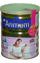 Sữa bột Anmum Materna Gold socola 800g