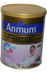 Sữa Bột Anmum Materna Gold Chocolate Lon 400g