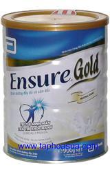 Sữa Bột Ensure Gold Vani Lon 900g