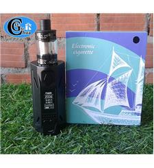 Vape Electronic cigarette  200W + tặng kèm chai dầu 30ml