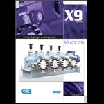 X9 Series - API675