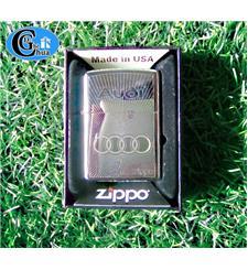 Zippo USA 2017 logo Audi